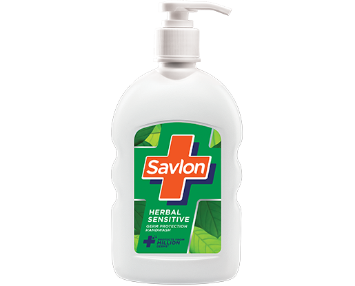 Savlon Herbal Sensitive Handwash