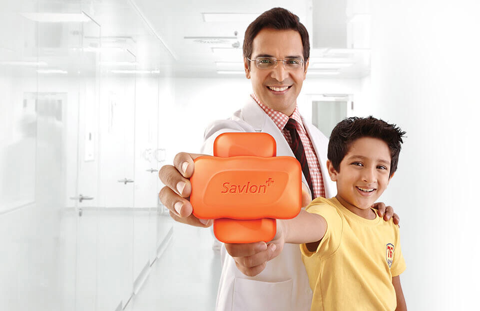 savlon best antibacterial soap